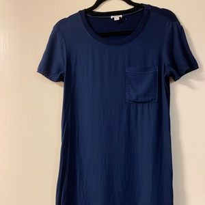 Navy Splendid Dress
